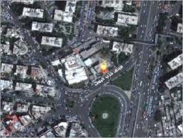 عصابة البعث السوري ضربت مقر الحزب لتتهم الجيش السوري الحر
