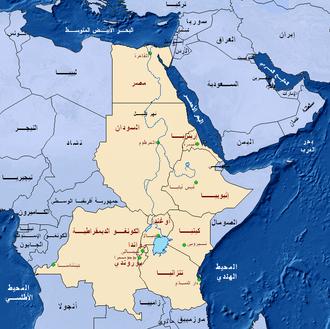 خطر سد النهضة الأثيوبي على مصر