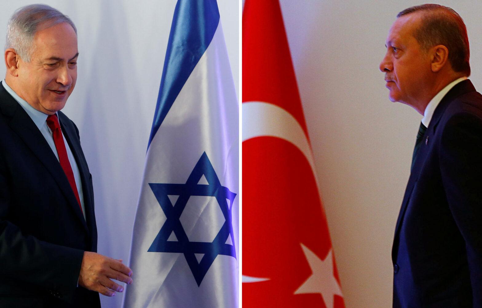 لماذا لم ترفض حماس وفتح التطبيع التركي؟