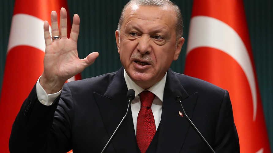 أردوغان ودول شرق المتوسط!
