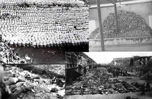الإبادة الجماعية للمسلمين في الدول الشيوعية