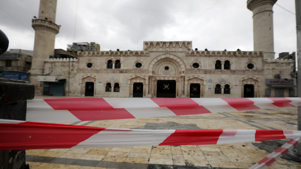 عزيزي المؤيد لفتح المساجد في الأردن عنوة واستقواء