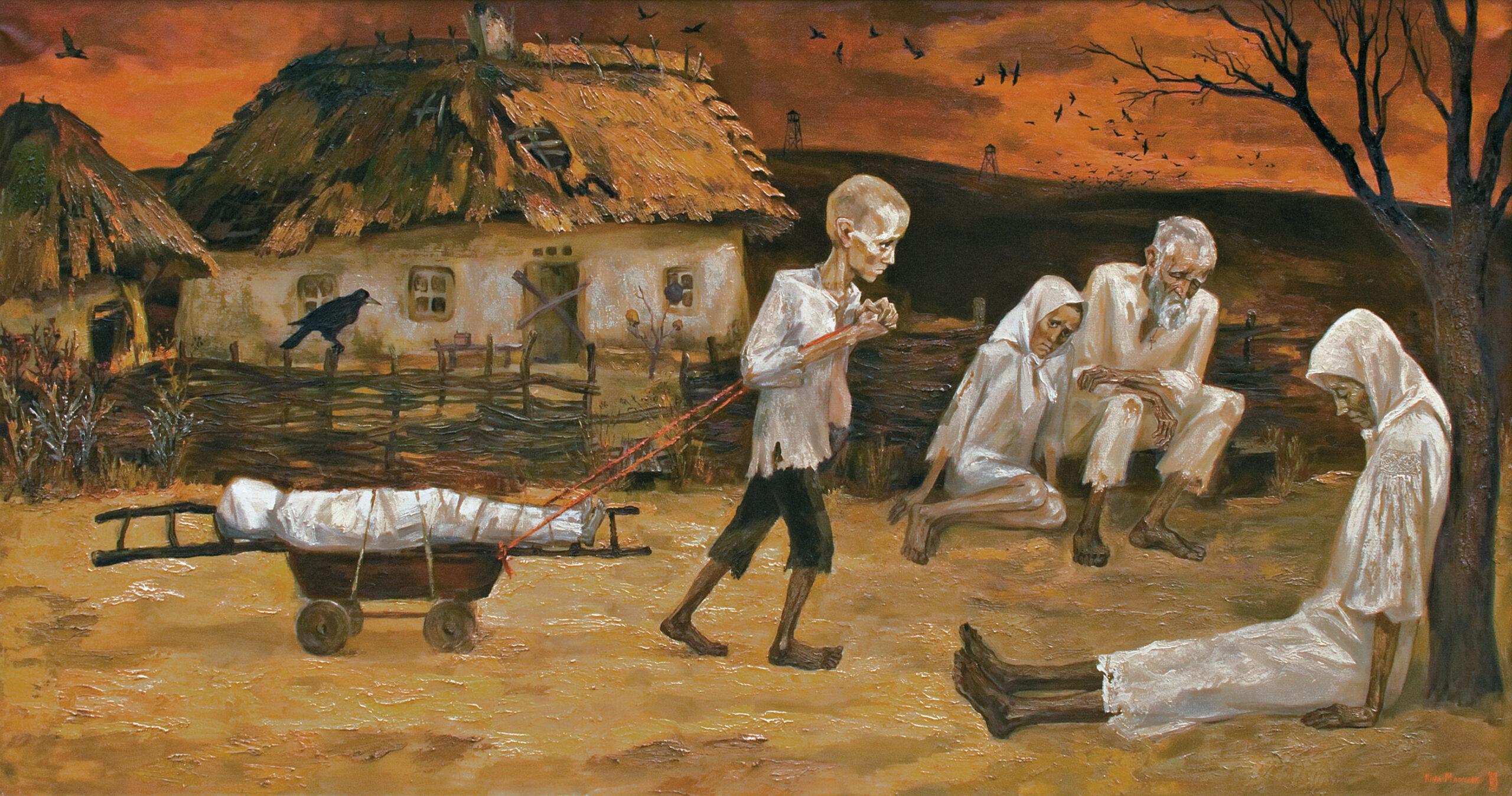 روسيا وأوكرانيا وتاريخ من الإبادة الجماعية