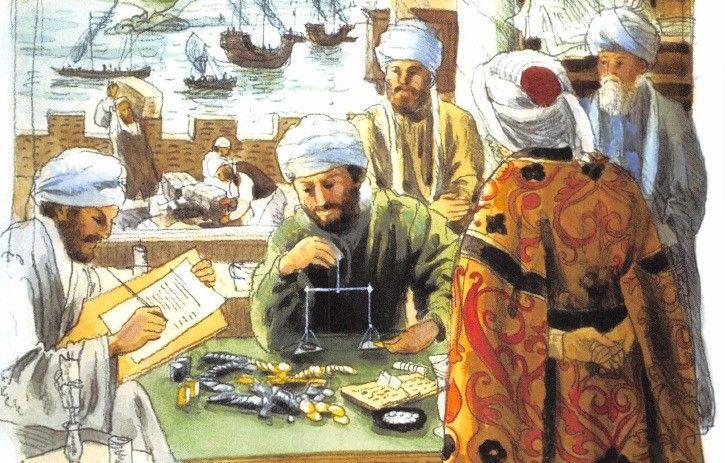 النهوض الحضاري بين تراث الحضارة الإسلامية والاقتباس من الغرب